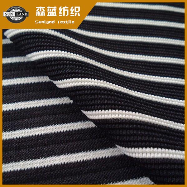 色织氨纶楼梯布 Yarn dyed spandex ottoman fabric