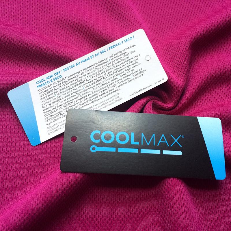 Coolmax 鸟眼网布 Coolmax mock eyelet