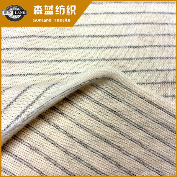 防静电棉汗布 Antistatic cotton jersey