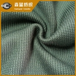 粗针罗纹复合摇粒绒 Rib bonded with polar fleece
