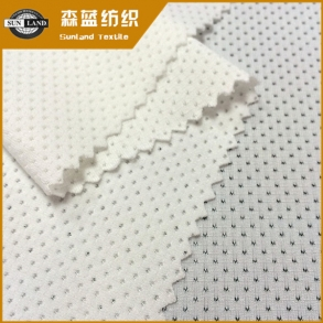 氨纶网眼 Spandex single mesh for sport