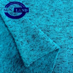 BP027 粗针拉毛布 潮流双色阳离子粗针绒