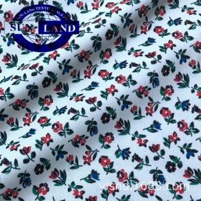 DC018文化衫服装 涤盖棉针织汗布 热转移印花用 漂白